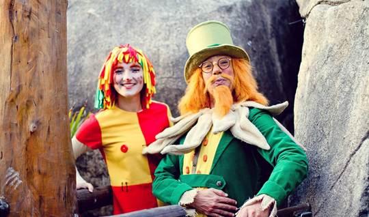 Emília e Visconde de Sabugosa são atrações do site que estreia em Maio